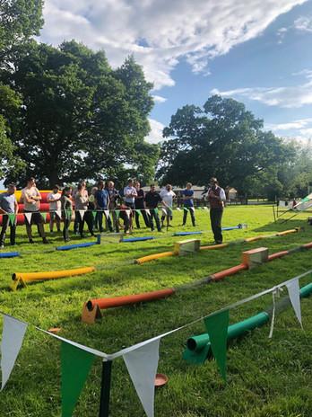 Ferret Racing York - Focusing Events - Villa Farm