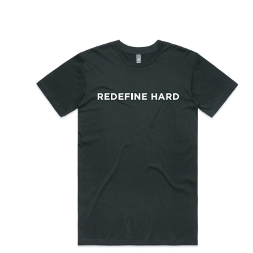 Women's REDEFINE HARD T-Shirt -Black