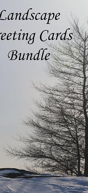 Landscape Greeting Card Bundle 1