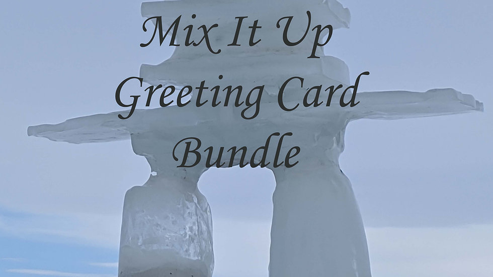 Mix It Up Greeting Card Bundle