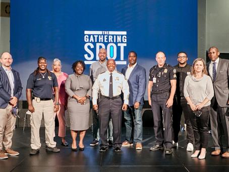 Community Dialogue with Atlanta Police Chief