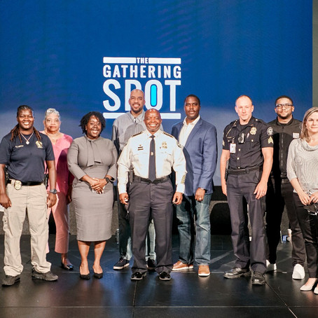 Community Dialogue with Atlanta Police Chief