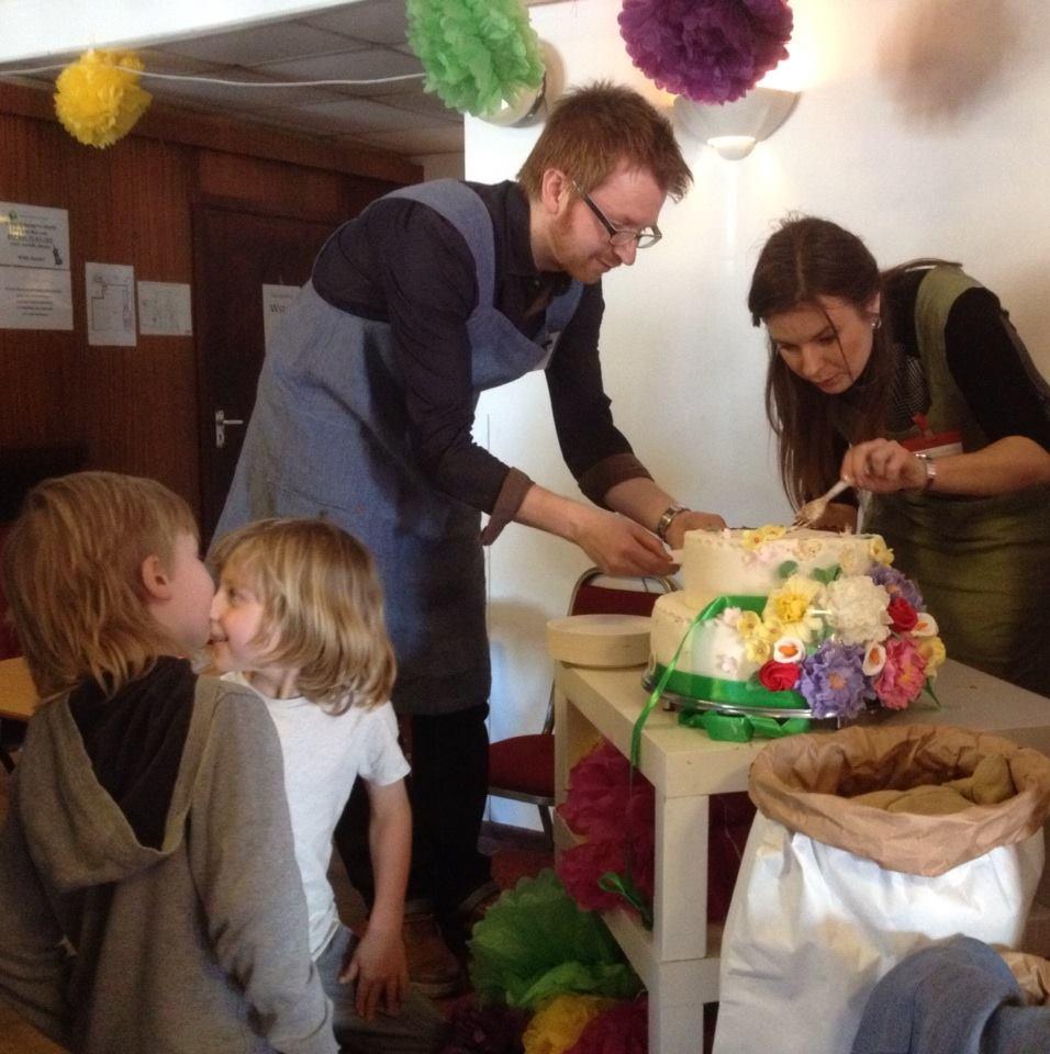 Na początku był tort...