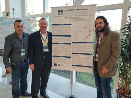 ConAm apresenta estudo de caso por meio de pôster no XI Seminário Ekos Brasil - Sustrem 2018
