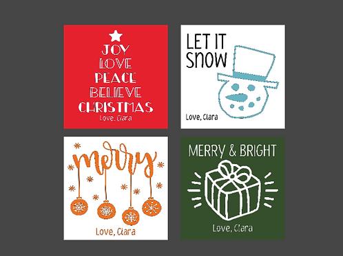 *Kids Christmas Kits*