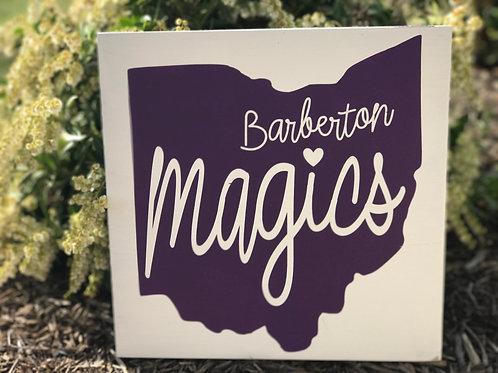 May 16th for Barberton DI Fundraiser