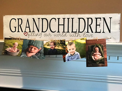 Grandparent Picture Display