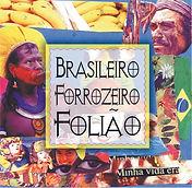 Tino Gomes _ Disco Brasileiro Forrozeiro Folião - 1998