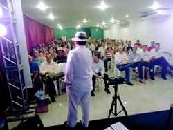 Tino Gomes | Evento Copasa em Araxá
