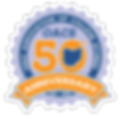 OACS Logo 50th Anniversary