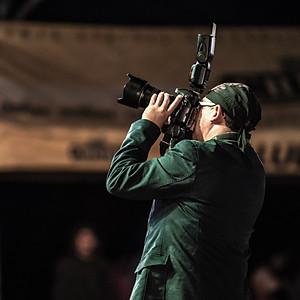Press & Photographers