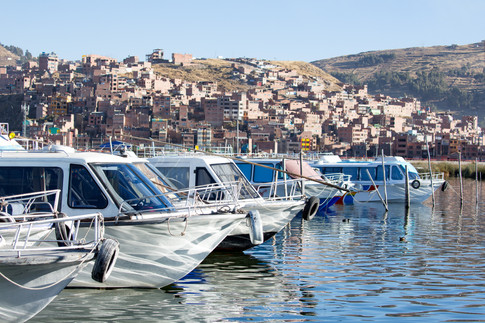 Lake Titicaca - Perú