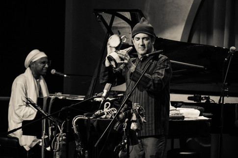 Omar Sosa & Peter Apfelbaum