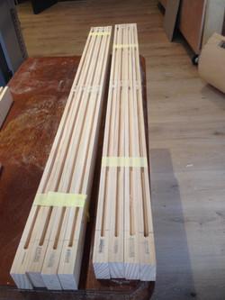Assemblage du bois en menuiserie