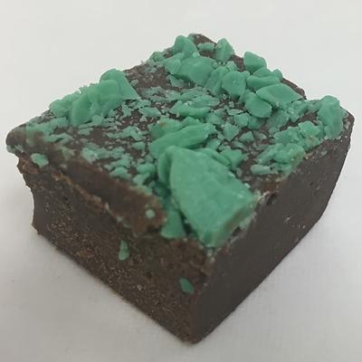 Glacier Mint Chocolate Silk