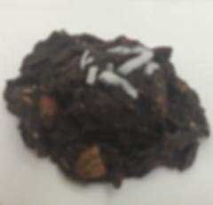 Cleo Medallion Dark Chocolate Silk