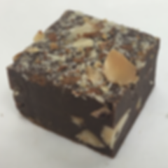 Almond Rococo Chocolate Silk