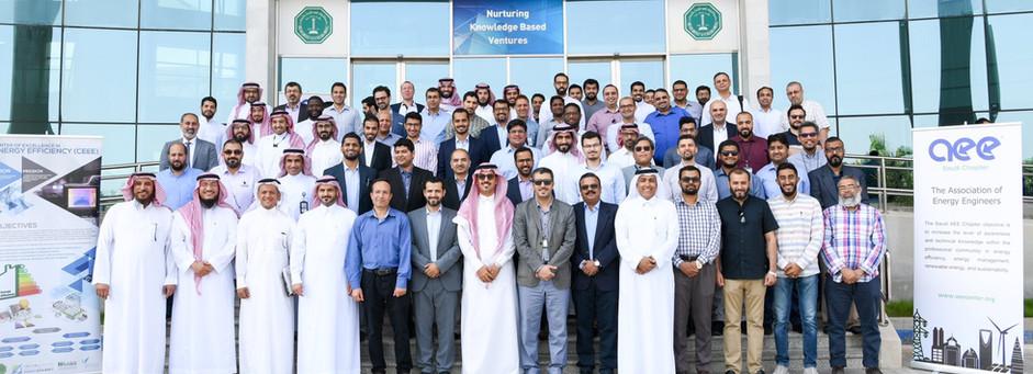 اجتماع القسم في جامعة الملك فهد للبترول و المعاد