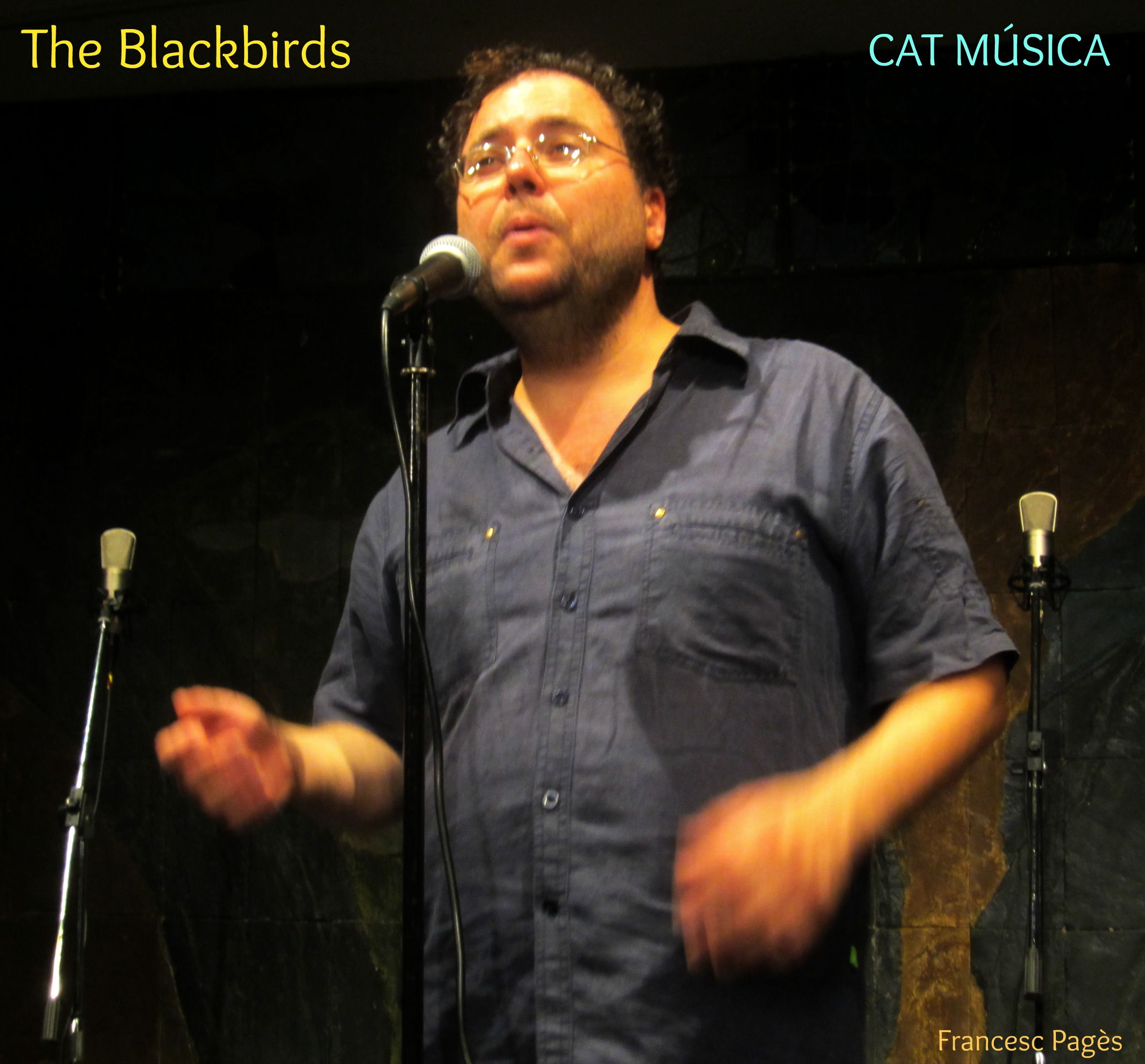 THE BLACKBIRDS - CAT MUSICAT