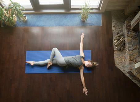 Las TORSIONES en Yoga