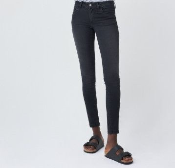 Pantalon skinny doux au toucher Push Up Wonder