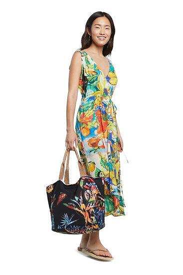 Longue robe coloré
