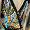 Thumbnail: Robe sans manches imprimé