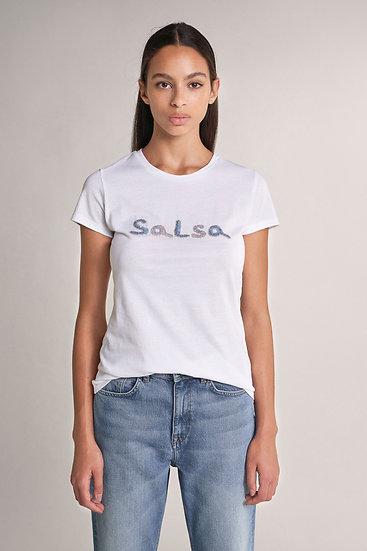 Tee-shirt imprimé SALSA