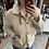 Thumbnail: Manteau bouclettes couleur beige 🧥