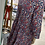 Thumbnail: Robe imprimé manches 3/4 👗
