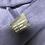 Thumbnail: Écharpe bordeaux en cachemire
