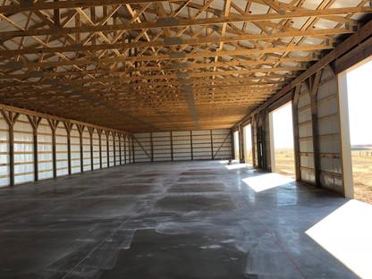 Vasquez Interior Concrete