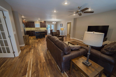 Sacred Heart House Living Room