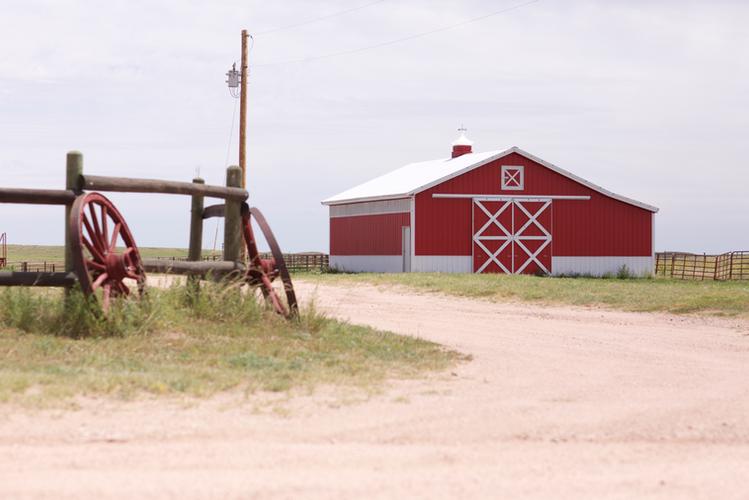 Pletcher Horse Barn