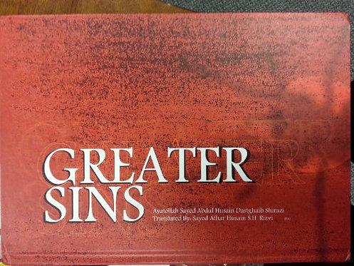 Greater Sins H/C