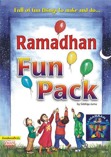 My Ramadhan Fun Pack Activity Book