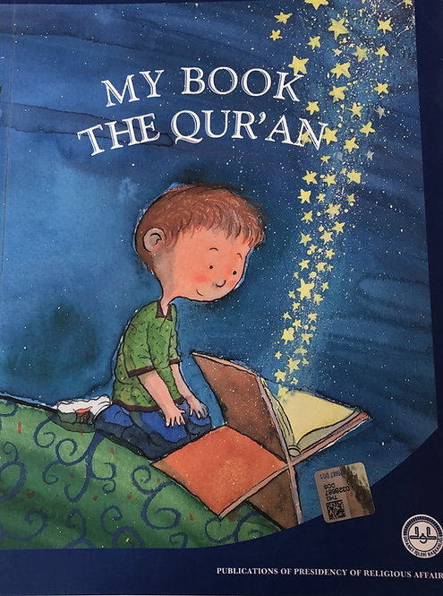 My Book The Qur'an