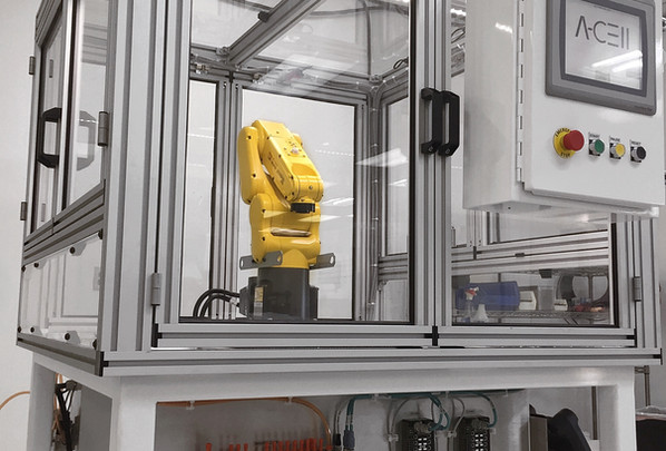 A-Cell With 6 Axis