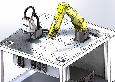 Robotic Cell