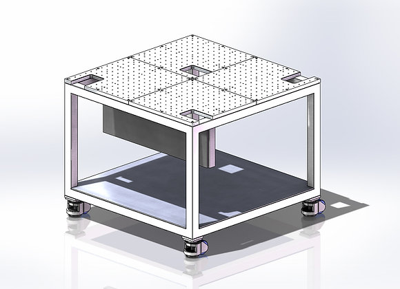 Frame and Base Plates