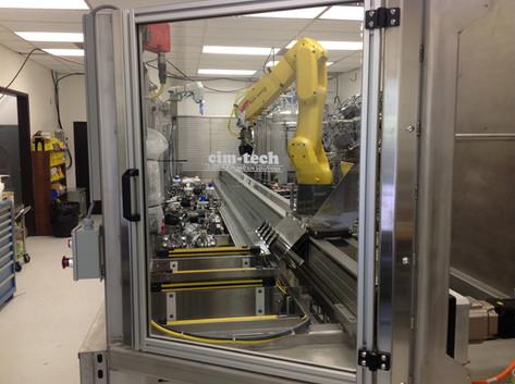 Automated Test Machine