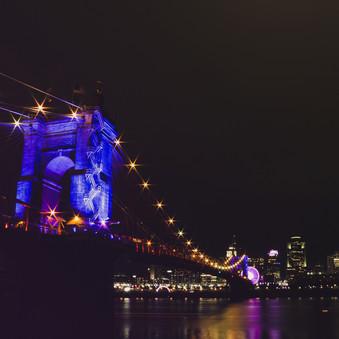 Roebling Bridge Blink