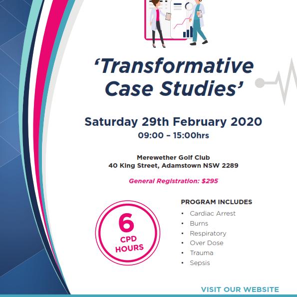 Transformative Case Studies