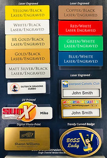 Name Badges | Fully Promoted Macarthur