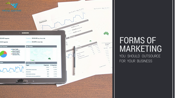 Forms of marketing you should outsource for your business