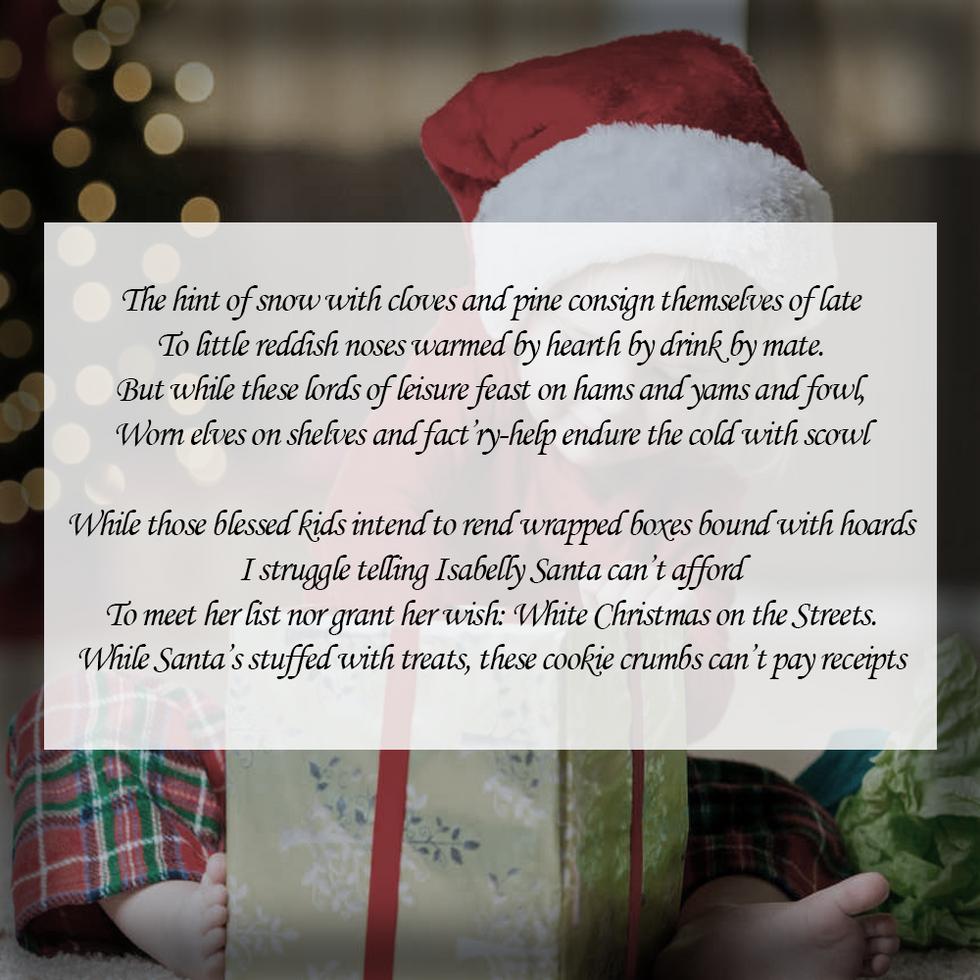 Santa Clausian Serfdom