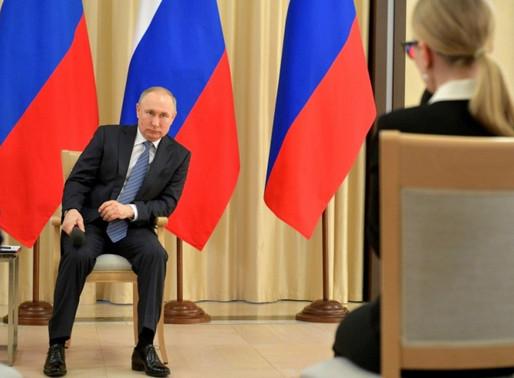 Путин и Мишустин поручили правительству поддержать некоммерческие организации