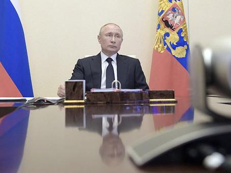 Путин анонсировал новые меры поддержки бизнеса. Главное + видео