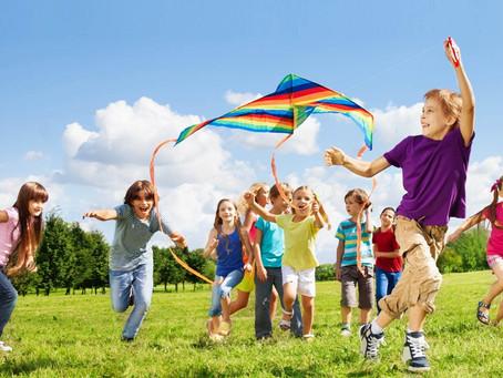 Детский отдых - новые подходы