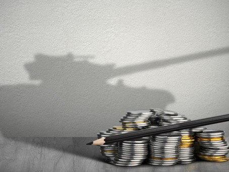 Пушки вместо масла - маски вместо пушек. Соотношение затрат на оборону и медицину в мире